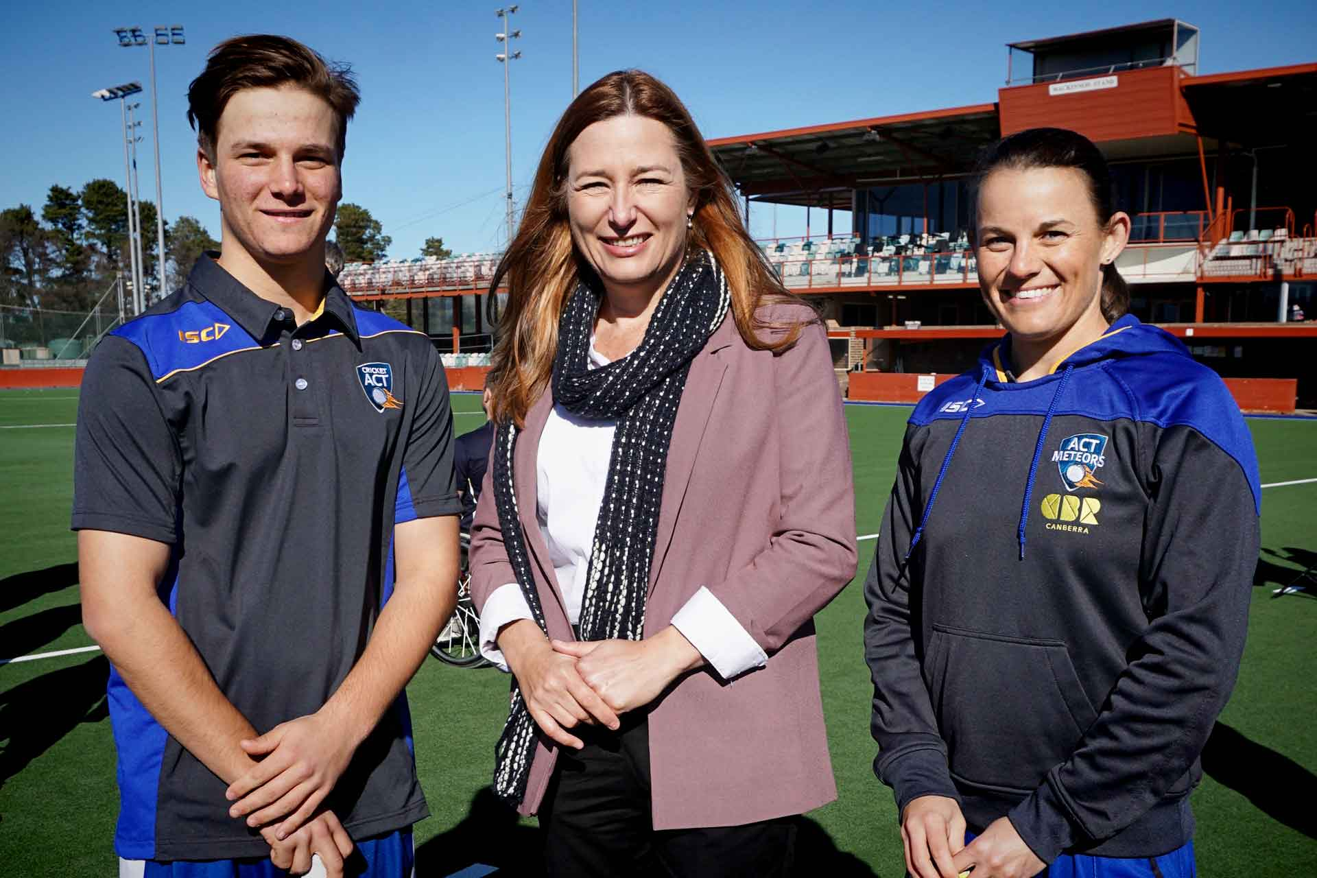 Cricket ACT welcomes revamped CBR Sport Awards