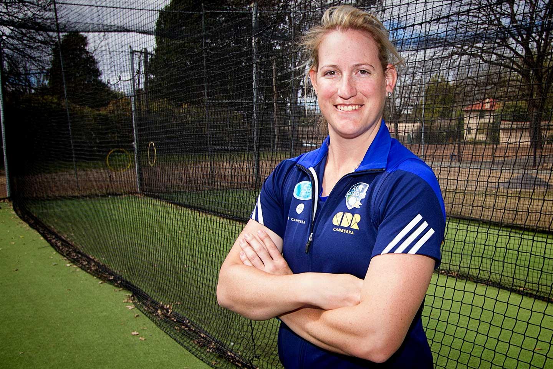 Claire Koski to coach girls junior indoor team