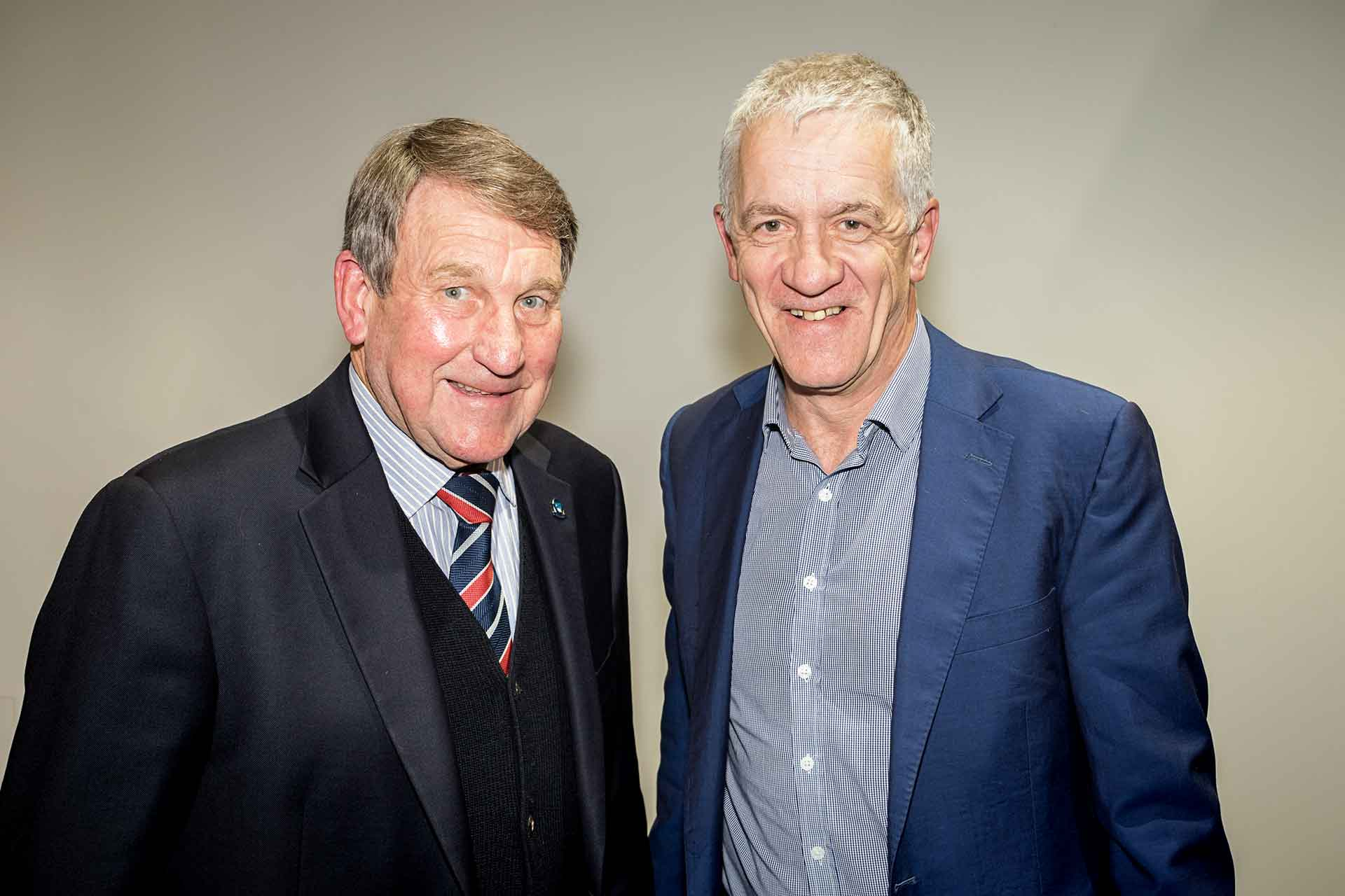 Ian McNamee closes his innings as Chairman of Cricket ACT