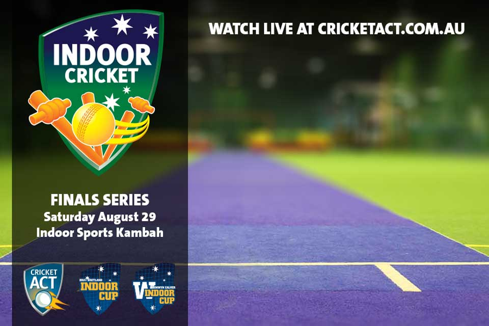 Local indoor finals to be live streamed