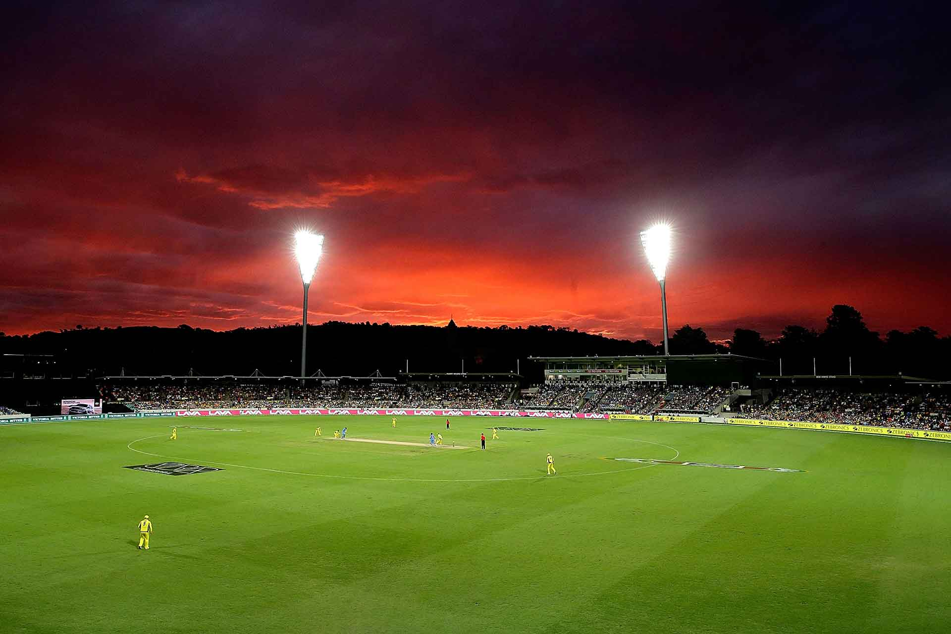 100 days to go until Victoria Bitter ODI show down at Manuka Oval