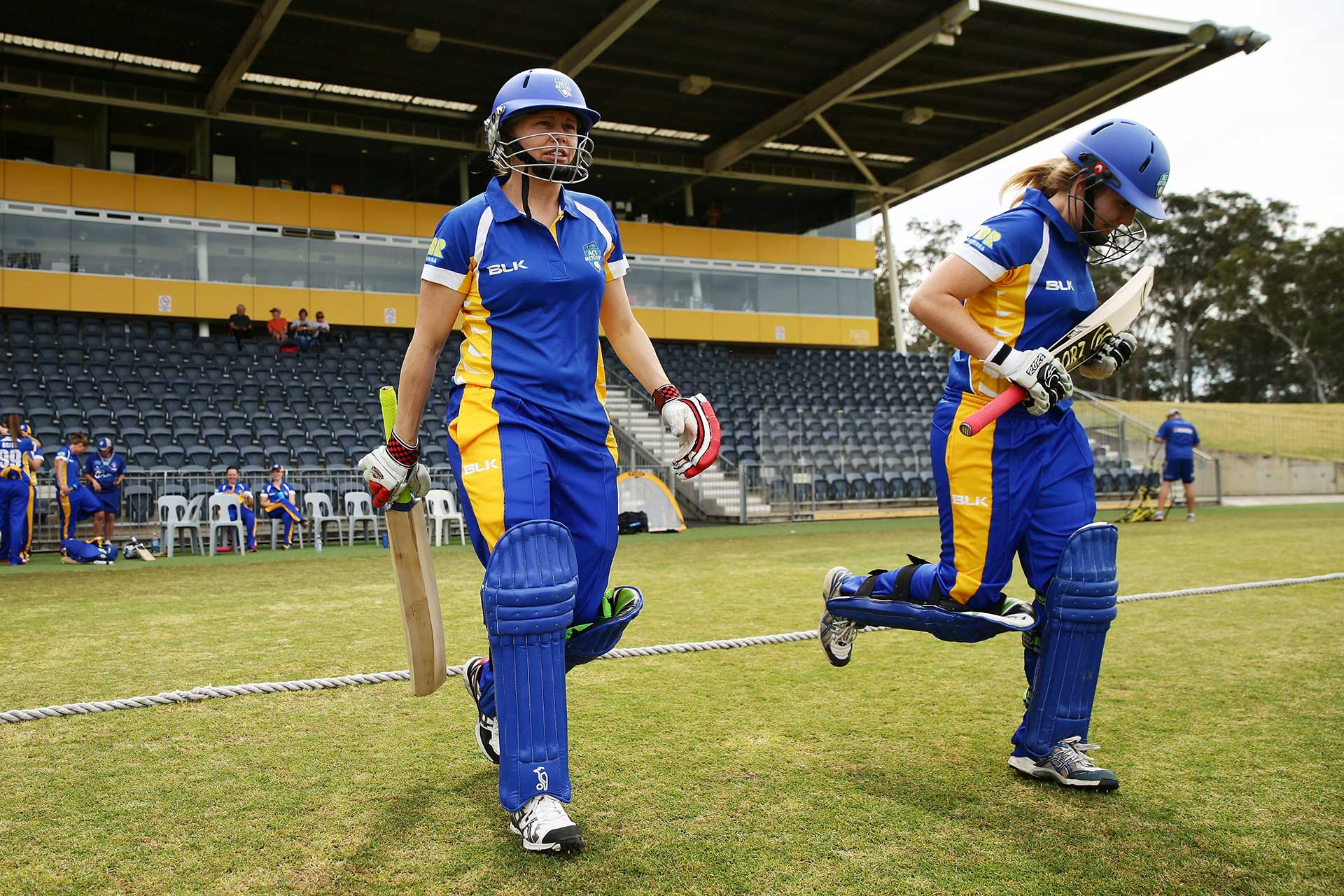 ACT Meteors 2015-16 WNCL draw released