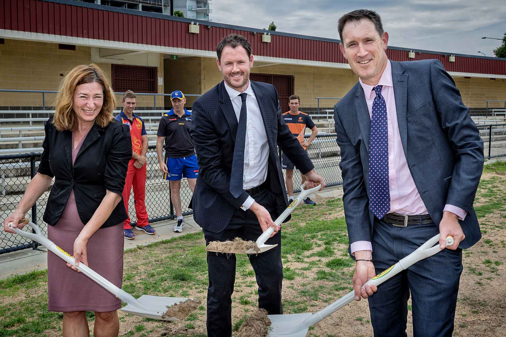 Historic $6.2M Phillip Oval redevelopment commences