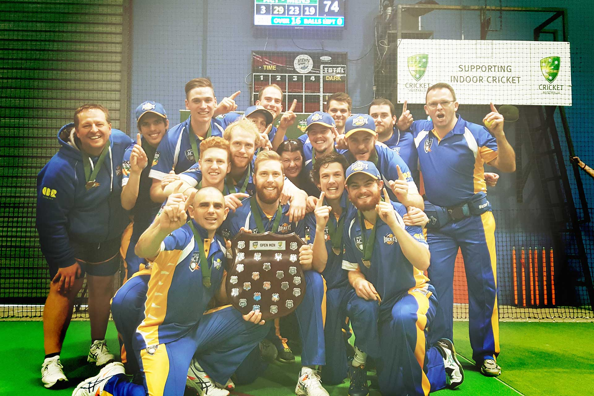 ACT Rockets crowned national champions