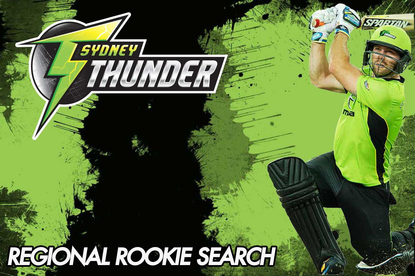 Next generation of cricketers look to strike rookie deal with the Sydney Thunder